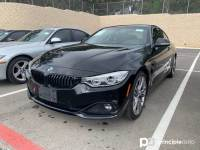 2017 BMW 4 Series 440i w/ Driving Assist/Lighitng/6 Speed Manual Coupe in San Antonio