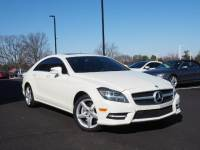 2014 Mercedes-Benz CLS 550 4MATIC Coupe