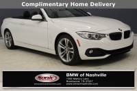Certified Pre-Owned 2017 BMW 430i 430i Convertible in Nashville, TN