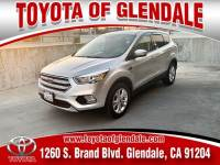 Used 2017 Ford Escape, Glendale, CA, Toyota of Glendale Serving Los Angeles