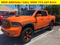 Pre-Owned 2015 Ram 1500 4WD Crew Cab 5.7 Ft Box Sport