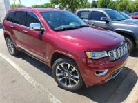 Pre-Owned 2017 Jeep Grand Cherokee Overland RWD SUV