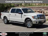 Used 2012 Ford F-150 Lariat Truck SuperCrew Cab in Glenwood Springs
