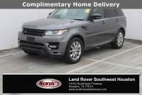 Used 2015 Land Rover Range Rover Sport Autobiography in Houston