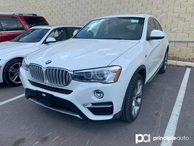 Photo 2018 BMW X4 xDrive28i w PremiumDriving AssistNavigation Sports Activity Coupe in San Antonio