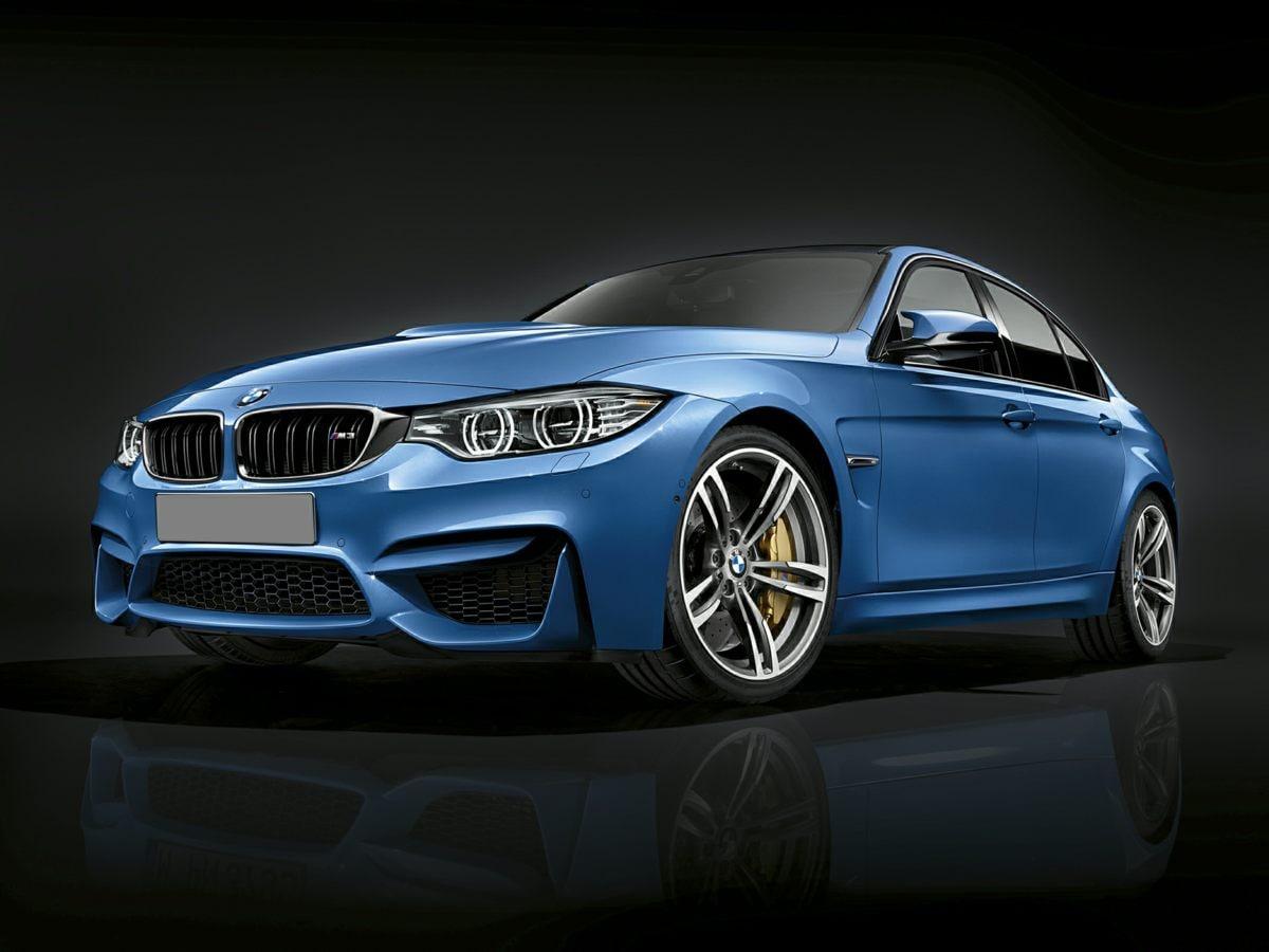 Photo 2017 BMW M3 Base Base Sedan