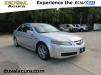 Used 2006 Acura TL For Sale in Jacksonville at Duval Acura | VIN: 19UUA662X6A004023