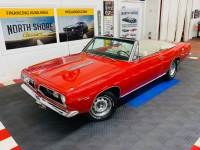 1967 Plymouth Barracuda -CONVERTIBLE - 340 V8 ENGINE - VERY CLEAN - NICE PAINT - SEE VIDEO -
