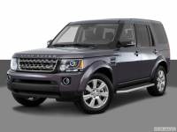 Pre-Owned 2016 Land Rover LR4 in South Carolina