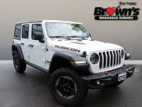 2018 Jeep Wrangler Unlimited Rubicon 8-Speed Automatic