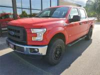 Pre-Owned 2015 Ford F-150 Truck SuperCrew Cab