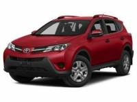 Pre-Owned 2014 Toyota RAV4 AWD 4dr XLE (Natl)