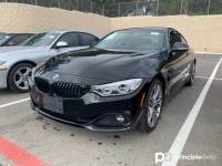 2017 BMW 440i Coupe 440i w/ Driving Assist/Lighitng/6 Speed Manual Coupe in San Antonio