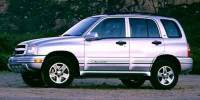 Pre-Owned 2003 Chevrolet Tracker LT