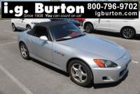 2003 Honda S2000 Base Convertible