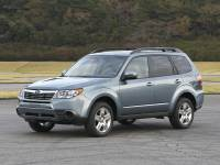 2009 Subaru Forester 2.5X 4-Speed Automatic