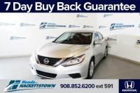 Used 2018 Nissan Altima For Sale in Hackettstown, NJ at Honda of Hackettstown Near Dover | 1N4AL3AP2JC116539