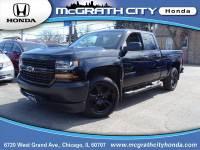 Used 2018 Chevrolet Silverado 1500 Custom For Sale - HPH9405 | Used Cars for Sale, Used Trucks for Sale | McGrath City Honda - Elmwood Park,IL 60707 - (773) 889-3030