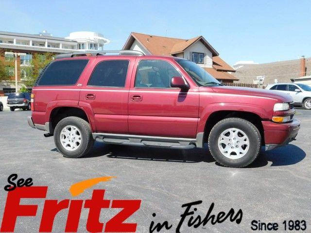 Photo 2004 Chevrolet Tahoe Z71