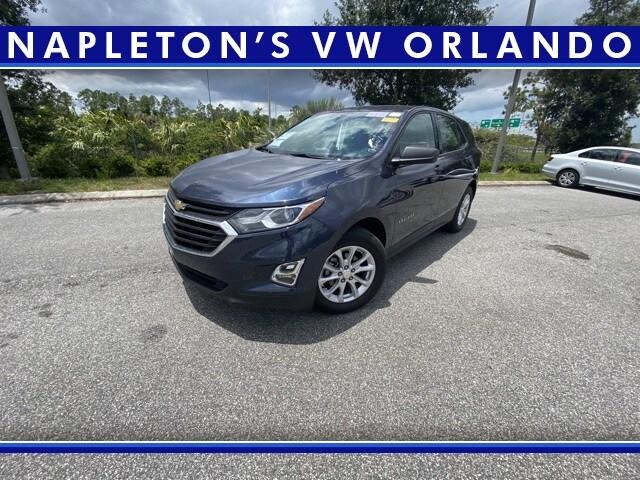 Photo Used 2018 Chevrolet Equinox LS in Orlando, Fl.