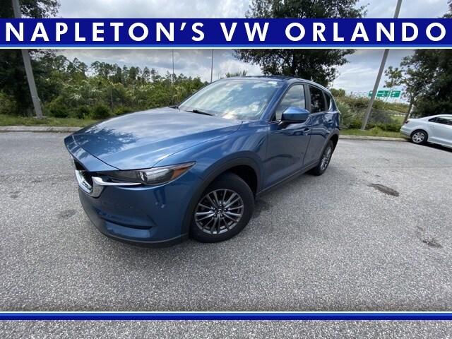 Photo Used 2017 Mazda CX-5 Touring in Orlando, Fl.
