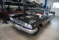 1963 Ford Galaxie 2 Dr 427 Dual 4 BBL V8 4 spd Sedan