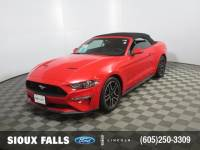 Pre-Owned 2019 Ford Mustang Convertible for Sale in Sioux Falls near Brookings