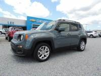 Pre-Owned 2018 Jeep Renegade Latitude FWD VIN ZACCJABB5JPH47300 Stock Number 25746A
