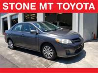 Pre-Owned 2012 Toyota Corolla