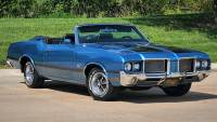 1972 Oldsmobile 442 #s Matching 455V8 Automatic Loaded AC