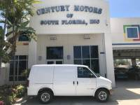 2002 Chevrolet Astro Cargo Van All Wheel Drive 1-Owner CarFax