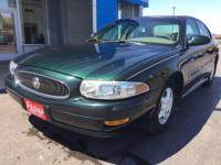 Pre-Owned 2001 Buick LeSabre 4dr Sdn Custom