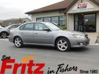 2008 Subaru Legacy (NY/NJ)