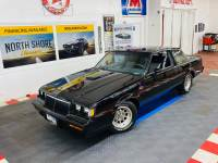1986 Buick Grand National - LOW MILES - ORIGINAL PAINT - SUPER CLEAN BODY AND FLOORS -