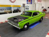 1970 Plymouth Duster -340 WEDGE TRIBUTE - SUPER CLEAN BODY - SEE VIDEO -
