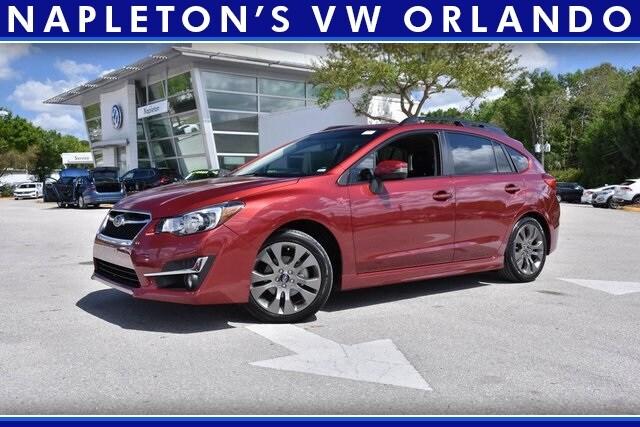 Photo Used 2016 Subaru Impreza 2.0i Sport Premium in Orlando, Fl.
