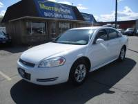 2015 Chevrolet Impala Limited (fleet-only) 4DR SDN LS FLEET
