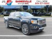 Pre-Owned 2017 GMC Canyon Crew Cab Short Box 4-Wheel Drive Denali VIN1GTG6EEN0H1189284 Stock Number1167017A