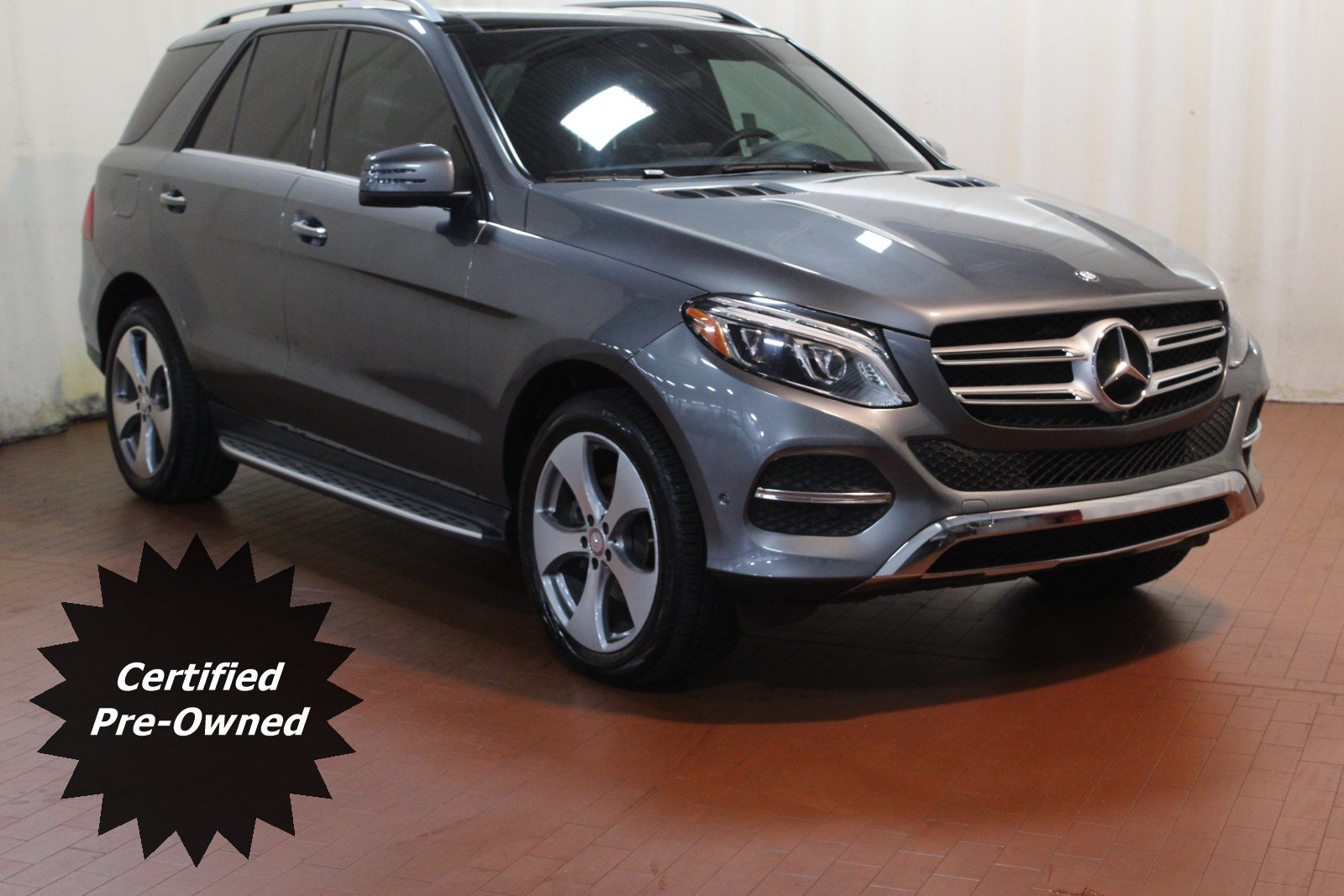 Photo Certified Pre-Owned 2017 Mercedes-Benz GLE 350 GLE 350 in Fort Myers