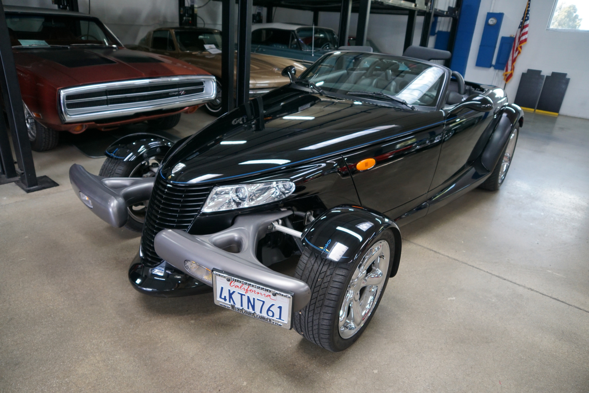 Photo 1999 Plymouth Prowler with 11K orig miles