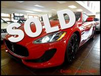 2013 Maserati GranTurismo MC Sport Line , 1651 MILE , ONE OWNER