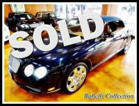 2008 Bentley Continental GTC MULLINER PACKAGE ONLY 6000 MILES
