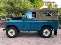 1971 Land Rover Series IIA 88 Series IIA 88