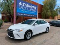 2017 Toyota Camry LE 5 YEAR/60,000 MILE FACTORY POWERTRAIN WARRANTY