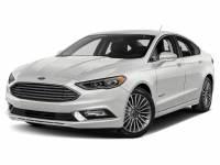 Pre-Owned 2018 Ford Fusion Hybrid Titanium