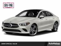 2020 Mercedes-Benz CLA 250 Courtesy Vehicle