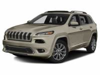 Pre-Owned 2017 Jeep Cherokee Overland 4x4 for Sale in Medford, OR