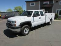 Used 2005 Chevrolet 2500HD 4x2 Ex-Cab Service Utility Truck