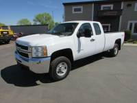 Used 2010 Chevrolet 2500HD 4x4 Ext Cab Long box Pickup