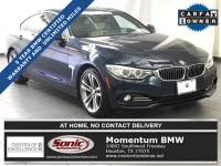 Certified Used 2017 BMW 430i w/SULEV Gran Coupe in Houston